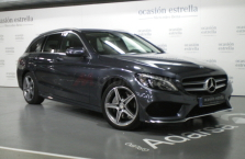 MERCEDES-BENZ---C-220-D-STATE-AMG