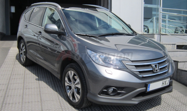 HONDA-CR-V--2.2-i-dtec-Executive-Auto-4x4