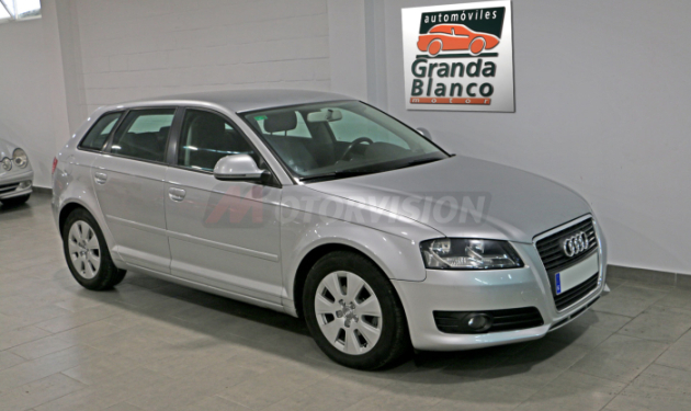 AUDI-A3-SPORTBACK-1.9-TDi-Attraction-