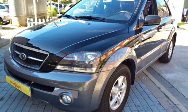 KIA-SORENTO--2.5-CRDi-Executive