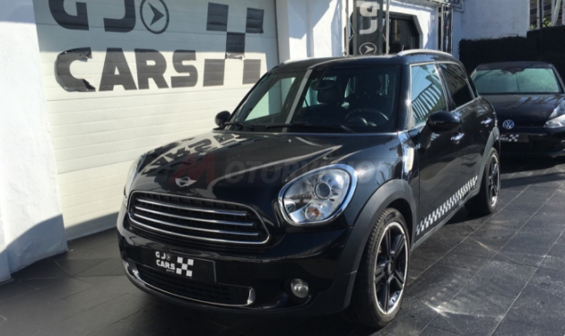 MINI-COUNTRYMAN--COOPER-D-4X4