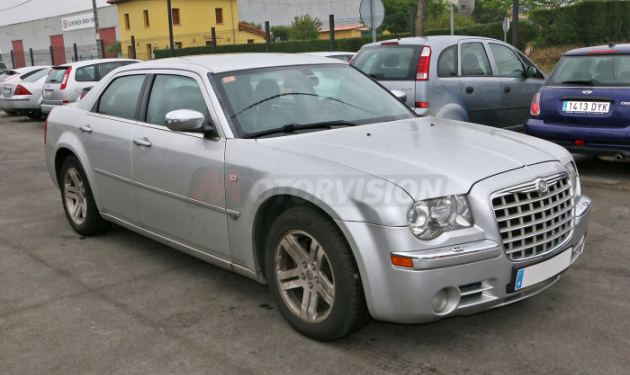 CHRYSLER-300C-3.0-CRD-V6-