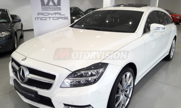 MERCEDES-BENZ-CLS-350-CDi-219-SHOOTING-BRAKE-4MATIC