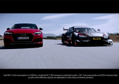 Audi RS5 - vídeo
