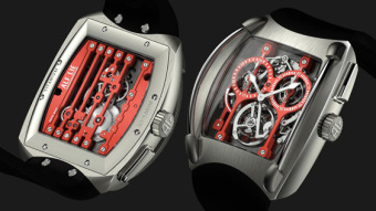 AL01 Chrono Flying Tourbillon<br>